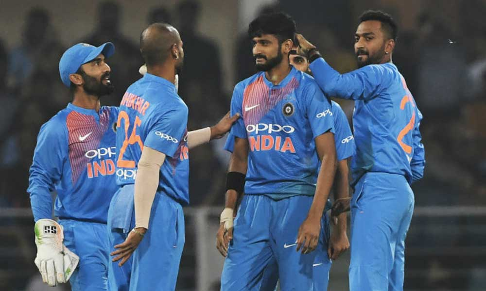 India vs Australia 2nd t20 match