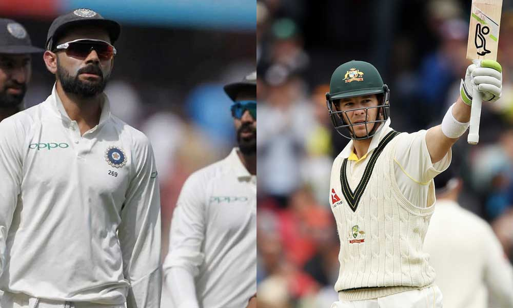 india vs australia 1st test match