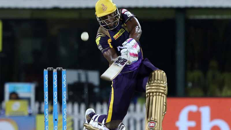 Andre Russell IPL