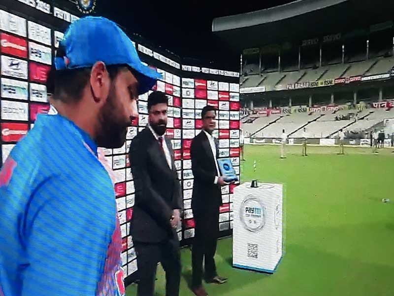 Saurav Ganguly insulted by captain rohit sharma