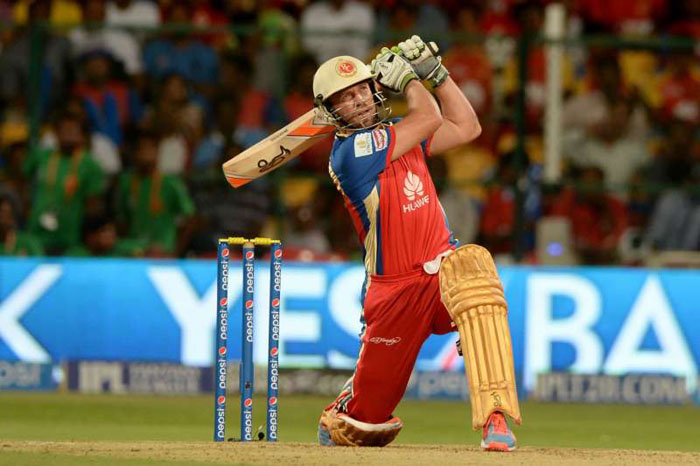 Ab de villiers vs Johnson