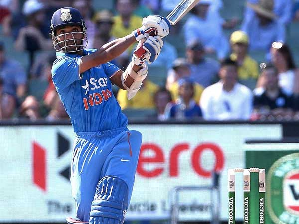 Ajinkya Rahane performance in odi cricket
