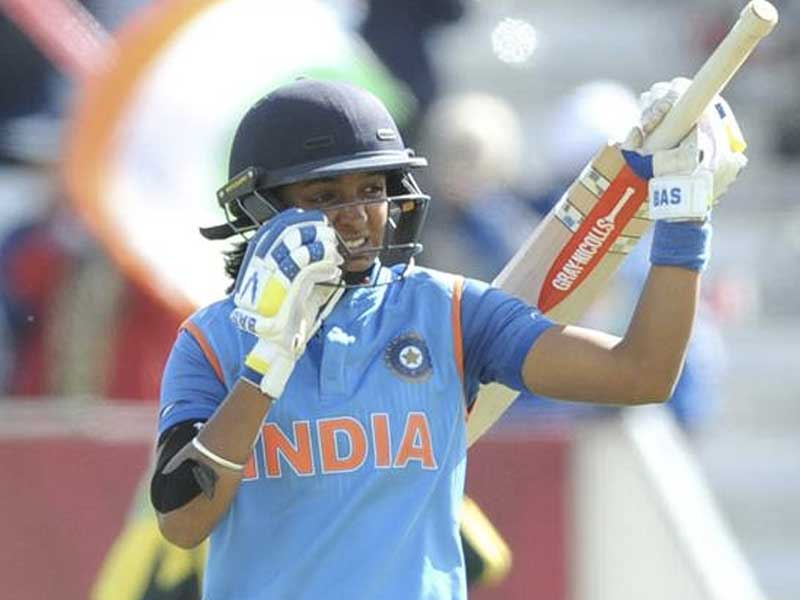 Harman preet kaur hundred in t20 world cup