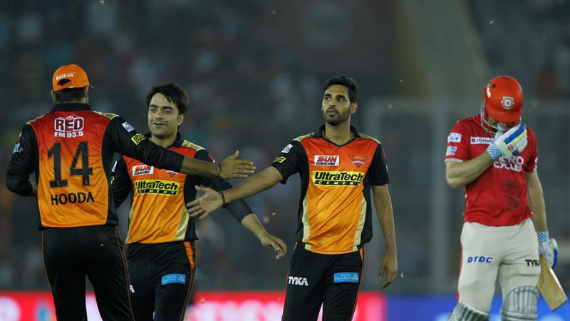 Sunrisers Hyderabad strength